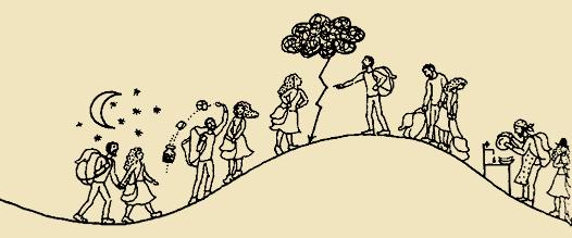 A házasság több napos hegyi túrája (1. szakasz)
