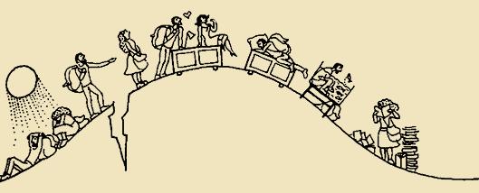 A házasság több napos hegyi túrája (2. szakasz)