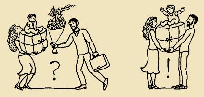 Téves- és helyes férjszerep