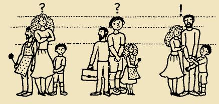 Különböző családmodellek
