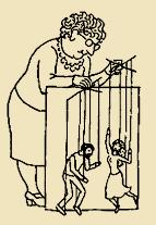 A marionett-mester