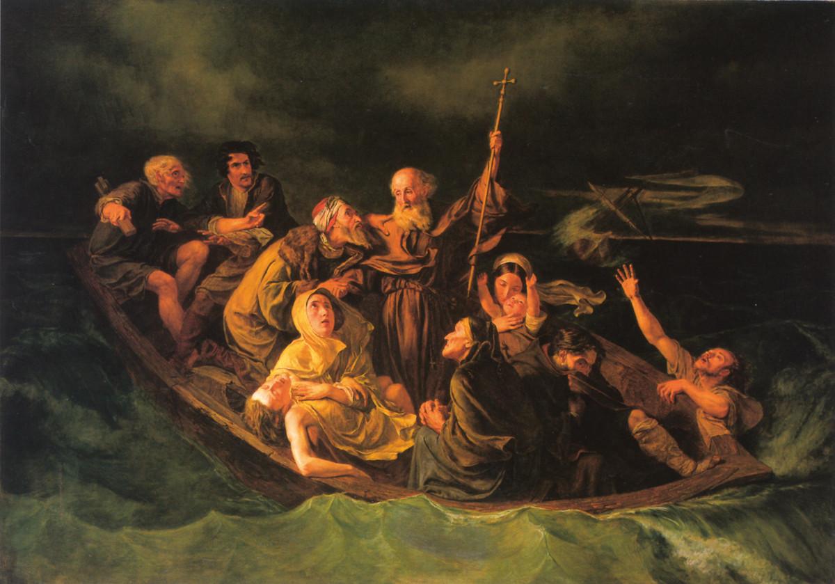 jean louis andré théodore géricault biography