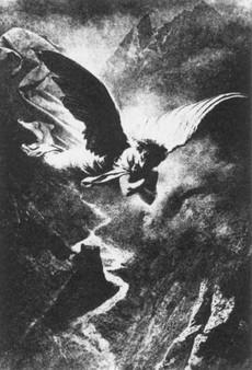 A Kaukázus fölött repülő démon