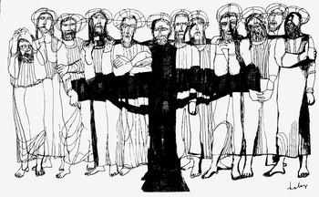 A tizenkét tanítvány
