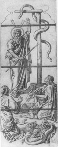 Mózes és a rézkígyó