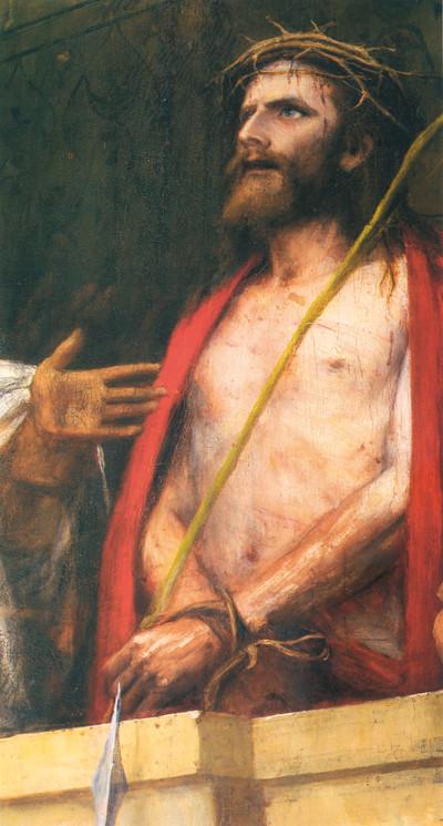 Ecce Homo (részlet)