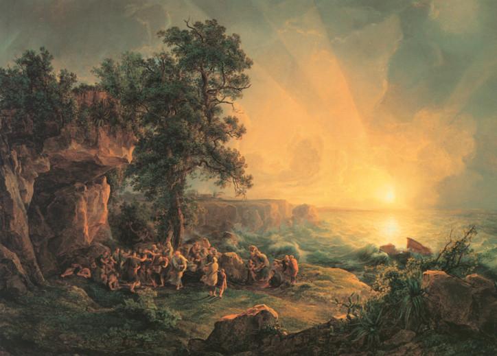 Szent Pál hajótörése Máltán