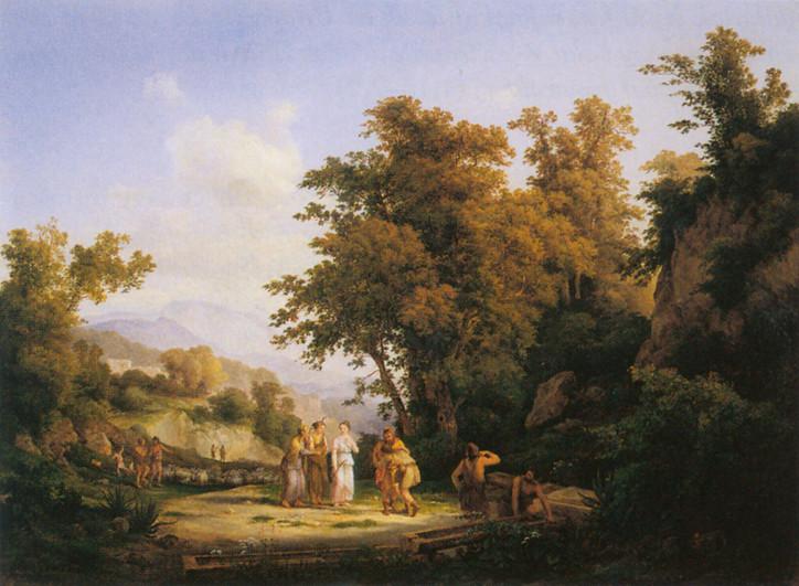Jákób találkozása Ézsauval