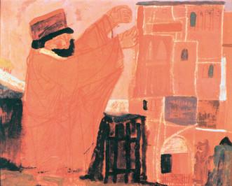 Jónás a város falai előtt