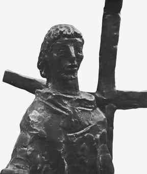 Keresztelő János (részlet)