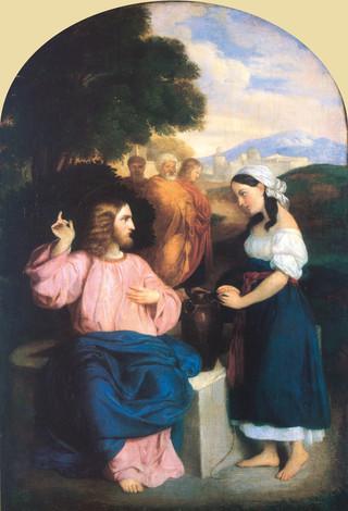 Krisztus és a samáriai asszony