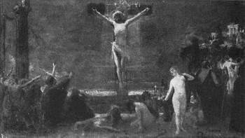 Krisztus és Vénusz