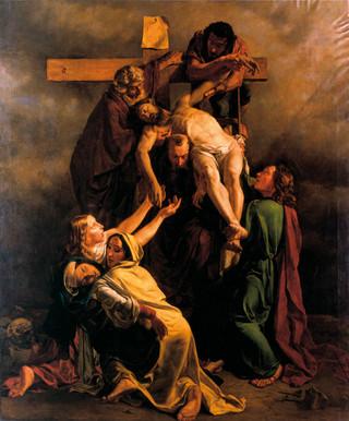 Krisztus levétele a keresztről