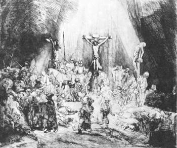 A három kereszt (első vázlat)