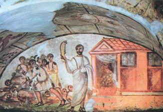 Sámson legyőzi a filiszteusokat