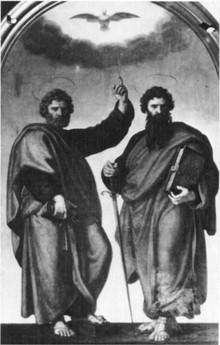 Szent Péter és Szent Pál