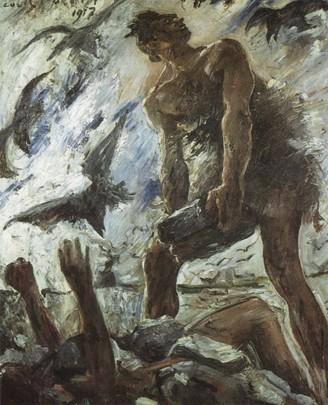 Kain megöli Ábelt
