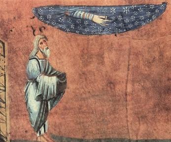 Ábrahám a csillagos égbolt alatt
