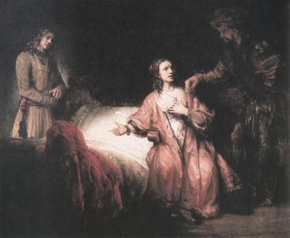 József vádolása