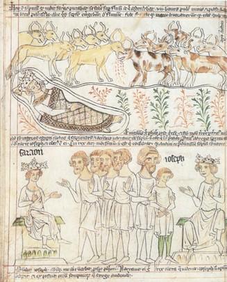Illusztrációk József életéből