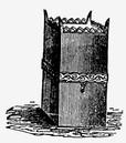 illatáldozati oltár