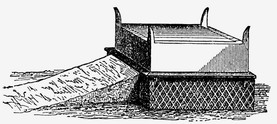 égőáldozati oltár