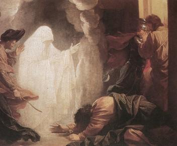 Saul az endori jósnál