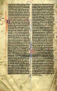 Biblia Sacra, Észak-Franciaország