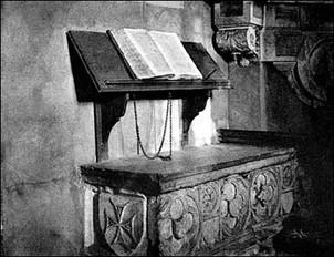 17. századi Biblia, North Baddesley