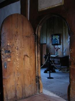 Luther kis Bibliafordító szobája