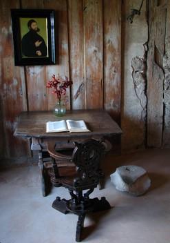 Luther asztala
