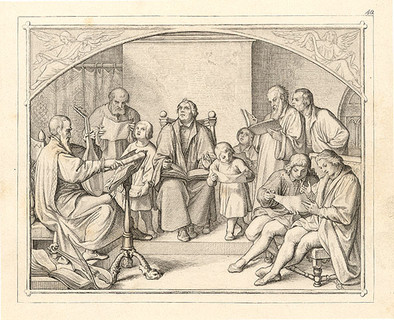 Luther házi zeneiskolája