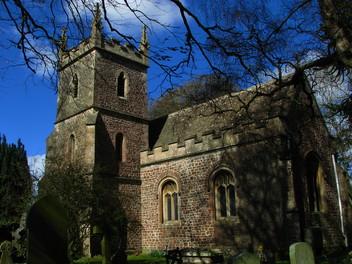 Szent Adeline kápolna, Little Sodbury