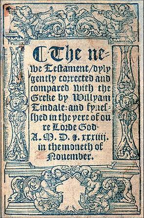 Újszövetség, 1534-es kiadás