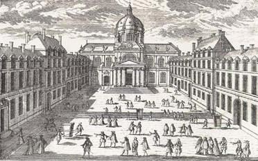 A Sorbonne a 17. században