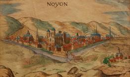 Noyon, Olivétan és Calvin szülővárosa