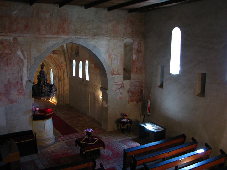 A vizsolyi református templom